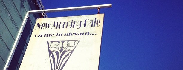 New Morning Cafe is one of Lunch.