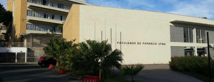 Faculdade de Farmácia is one of Campus.
