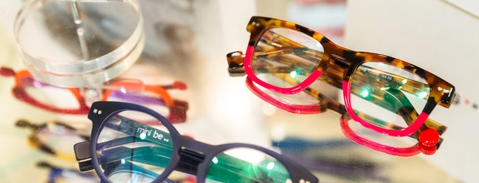 Devonshire Optical Kids is one of best eyeglass stores for four eyed fun.