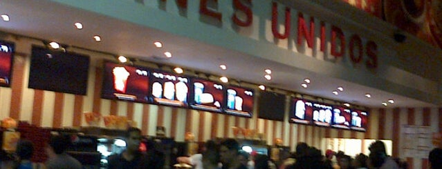 Cines Unidos is one of Táchira.