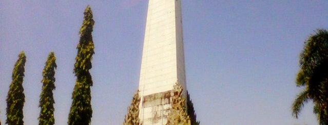 Monumen Mandala is one of Makasar.