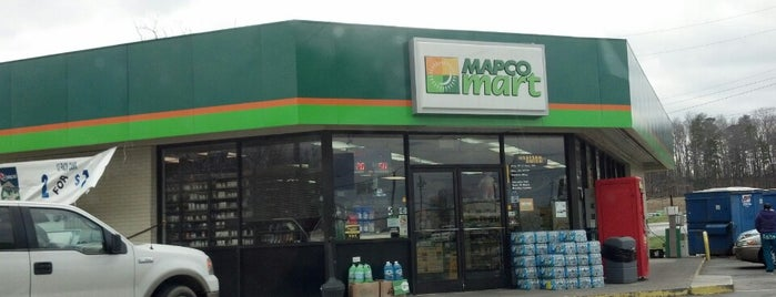 MAPCO Mart is one of Welcome To Eton.