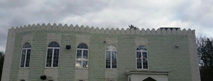 Masjid Noor is one of masjids in tristate area.