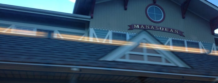 NJT - Manasquan Station (NJCL) is one of Places I been to before in my life.