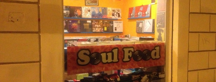 Soul Food is one of Vinyl records.