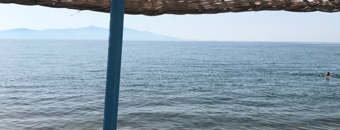 Dikili Konakları Plajı is one of themaraton.