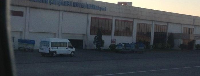 Samsun Çarşamba Airport (SZF) is one of Airports in Turkey.