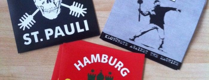 True Rebel Store is one of Alles in Hamburg.