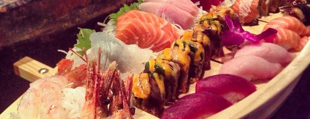 Mizu Sushi Bar & Grill is one of The 15 Best Places for Seafood in San Jose.