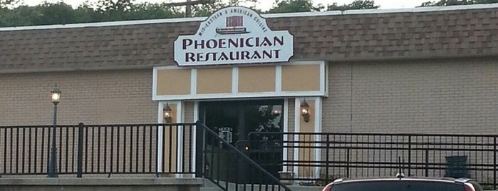 Phoenician Restaurant is one of Haverhill.