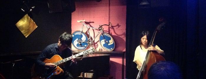 Jazz Bar そるとぴーなつ is one of ライブハウス.