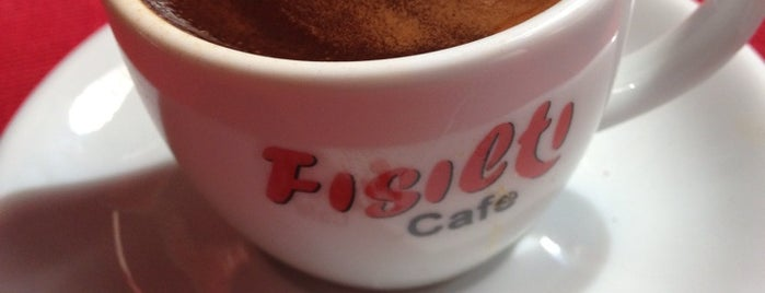 Fısıltı Cafe is one of Konak Cevresi.