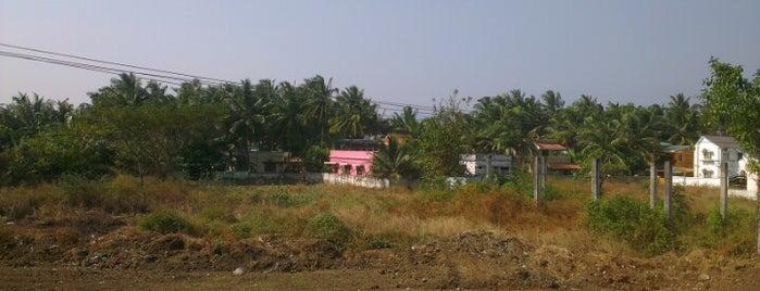 Naragampally Bridge is one of Kerala.