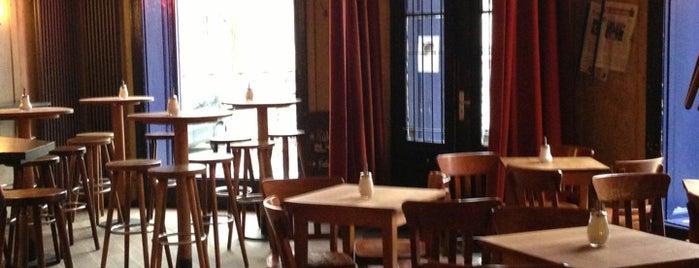 Café Kapelle is one of Must Do Berlin.