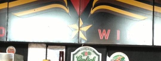 Delta Wings is one of 20 favorite restaurants.