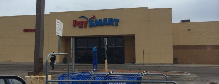 PetSmart is one of Jeanne's Check-ins.
