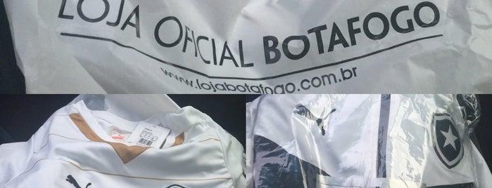 Loja Oficial do Botafogo is one of Placês to go!.