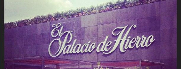 Palacio de Hierro is one of PH.