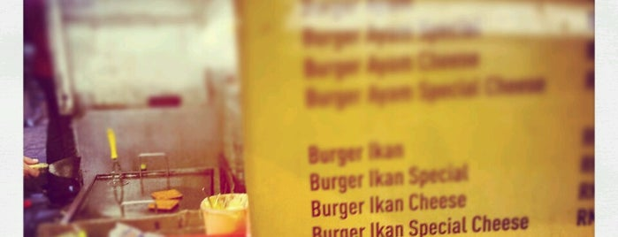 Master Burger is one of makan @ KL #16.