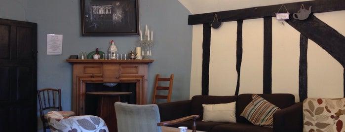 Thomas Oken Tea Rooms is one of Leamington Spa.