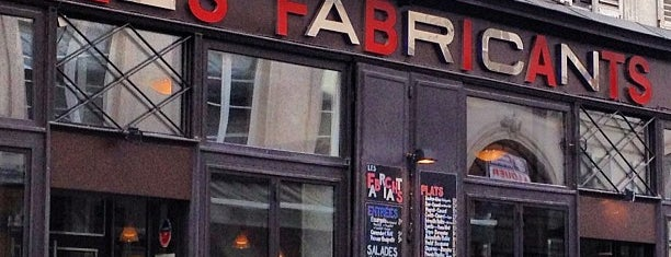 Les Fabricants is one of Paris.