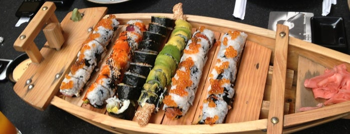 Watakushi is one of Restaurantes visitados.
