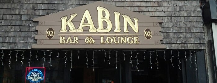 Kabin is one of Imbibe.