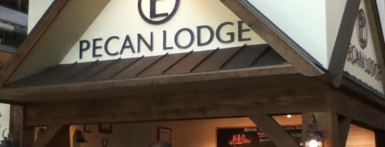 Pecan Lodge is one of The Best of Big D 2012.
