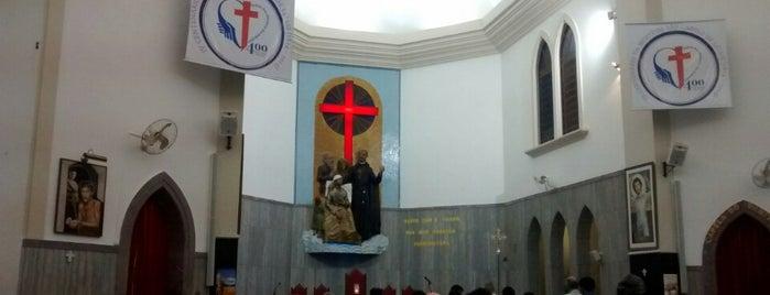 Paróquia São Camilo de Lellis is one of #Penha2013 | Nossa Senhora da Penha - Peregrinação.