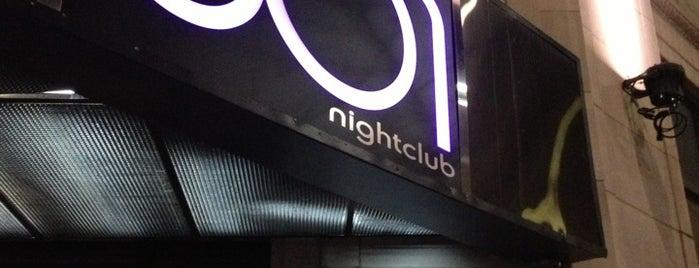 601 Nightclub is one of Cincinnati.