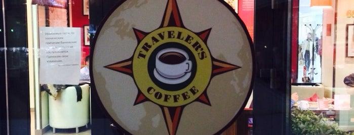 Traveler's Coffee is one of Лучшие кофейни Ульяновска.