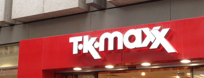 TK Maxx is one of Hannover.