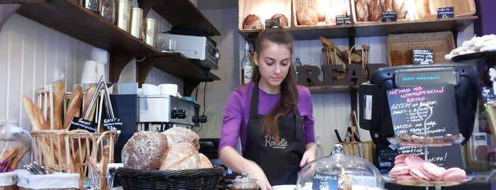Roulette Bakery&Cafe is one of Еда На Forever..)!)$!)))!)))$)!)).