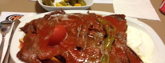 HD İskender is one of AntaLya :)).