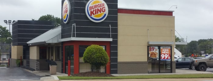Burger King is one of Coupons.