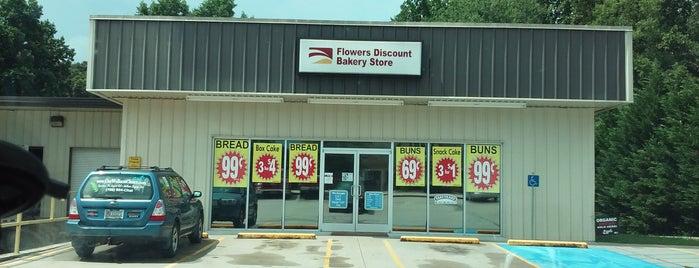 Flowers Bakery is one of The Regulars.