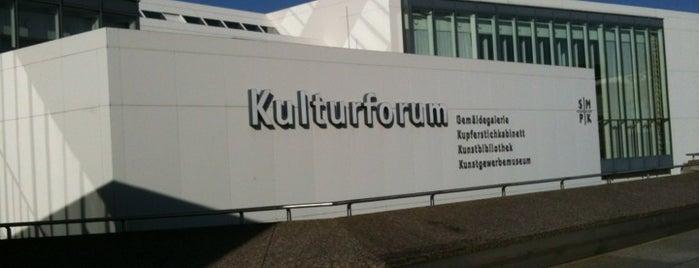 Kulturforum is one of Berlin.