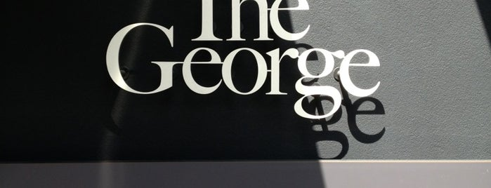 The George is one of Hotels.