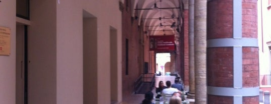 Café Letterario Carracci Fava is one of Bologna city.