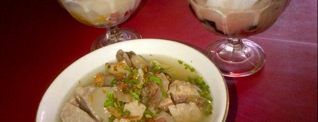 Bakso Kota Cak Man is one of Favorite Food.