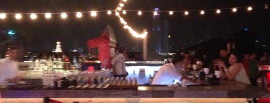 Tantalo Hotel / Kitchen / Roofbar is one of Latam.