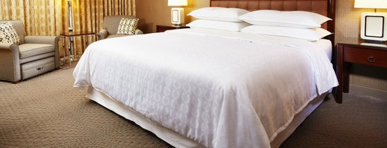 Sheraton Charlotte Hotel is one of Crash Pads.