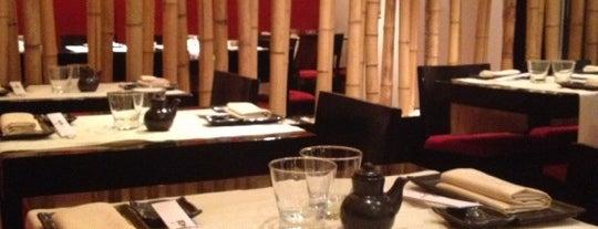 Nipon Taro is one of Restaurantes Japoneses Madrid.