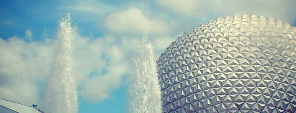 Future World is one of Walt Disney World.