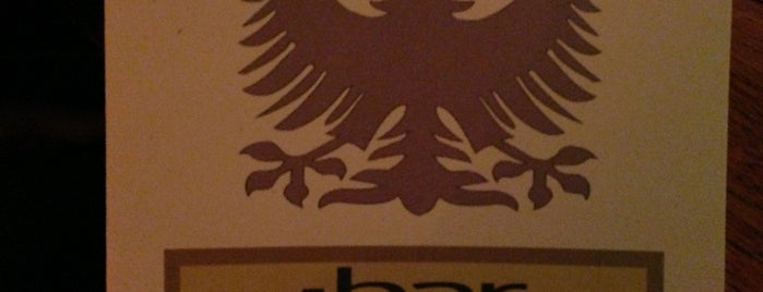 Bar Dobre is one of Hough PDX.