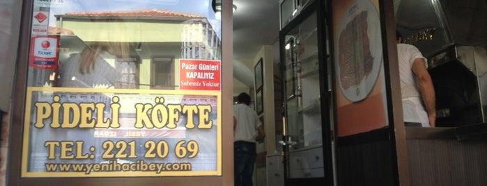 Hacıbey Kebapçısı is one of Bursa: Dadından Yenmez Lezzetler.