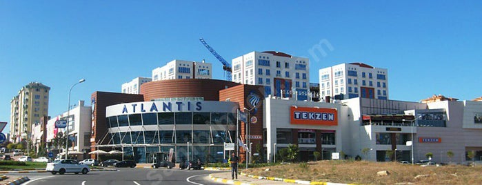 Atlantis is one of ALIŞVERİŞ MERKEZLERİ / Shopping Center.