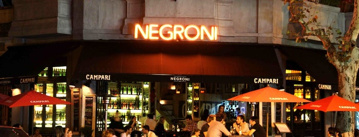 Negroni is one of Wifi en Buenos Aires.