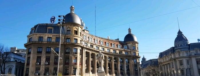 Muzeul Municipiului București is one of A List of Bucharest Museums.