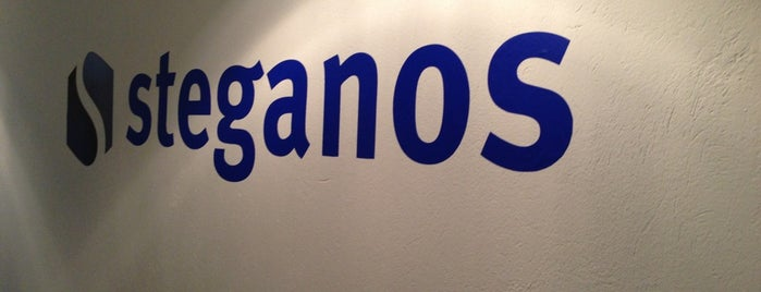 Steganos Software is one of Cool Business Locations.